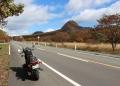 榛名山 県道33号のストレート