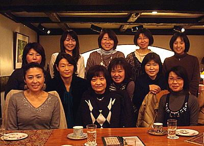 創業塾オフ会 20091228@こもれび