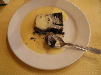 リヨン・チョコレートケーキ
