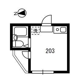 シャンテ亀戸 203