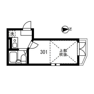 シャンテ亀戸 301