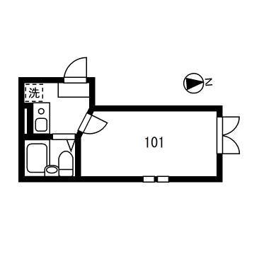 シャンテ亀戸 101