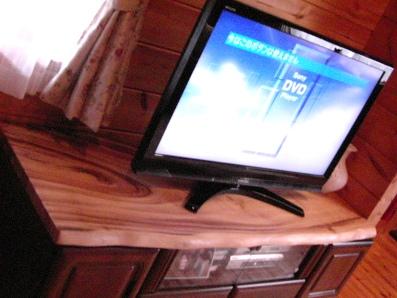 テレビ台・新しい使い方