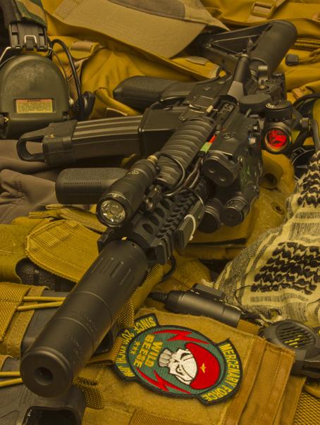 daniel difense M4 1