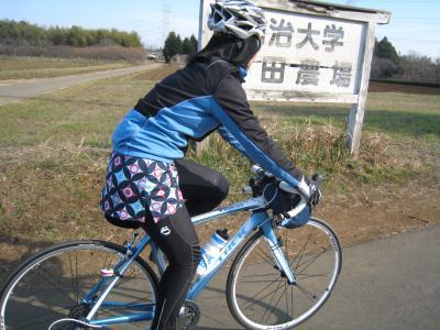 自転車の 自転車 冬 服装 ユニクロ : 自転車の国へ来ちゃいました ...