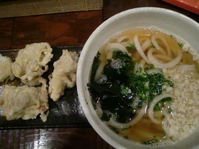 親子(かけ)@まんでがん製麺所さん