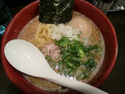 海スープ味玉@山嵐黒虎さん