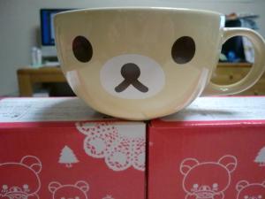 リラックマ スープカップ