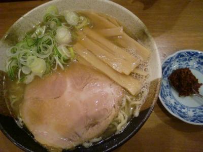こいにぼ 味噌+激辛味@なかじまさん