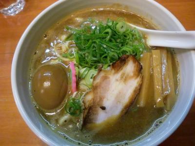 味噌+味玉♪@麺屋 高橋さん