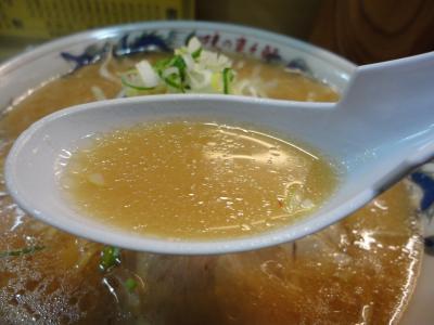 みそラーメン スープあっぷ@味の来々軒さん
