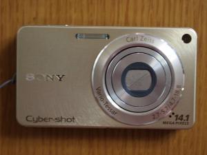 SONY Cyber-shot!