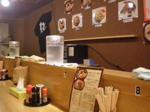 麺処 ときさん 店内1