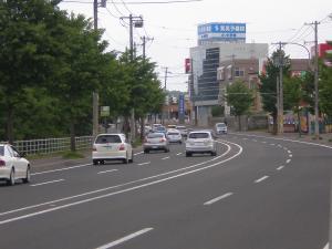 藤野への道