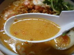 冷やし担々麺 スープあっぷ@綺羅拉さん