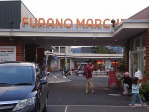 FURANO MARCHE 3入り口