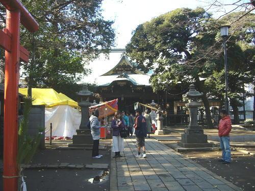 2010鬼子母神堂