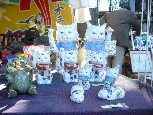 20100114上野骨董市1