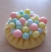 カラフルミンツクッキー