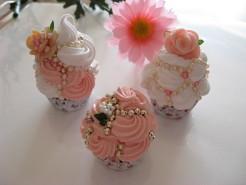 姫系カップケーキ