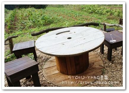 高架線テーブル
