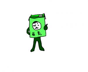 豆乳グリーン