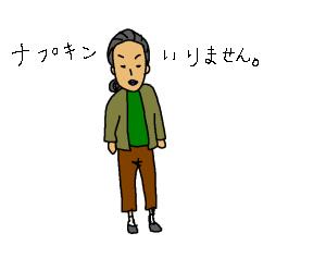 ナプキン2