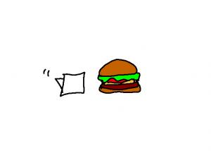 ナプキンバーガー