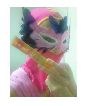 愛の戦士 ちくBピンク!