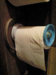トイレットペーパー手作り