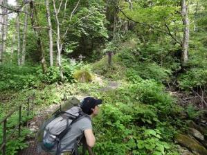 コピー ~ 2011 7 9-10 蝶ヶ岳 012