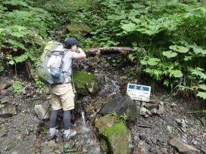 コピー ~ 2011 7 9-10 蝶ヶ岳 019