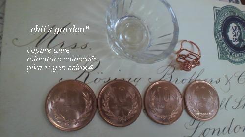 copper wire miniature camera-2a