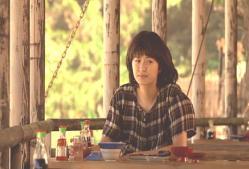 太郎が言っていた魚を食べた千恵