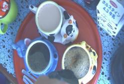 毒入りコーヒー