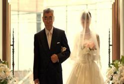 花嫁の父と、その娘・千恵