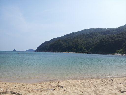 海水浴20130818