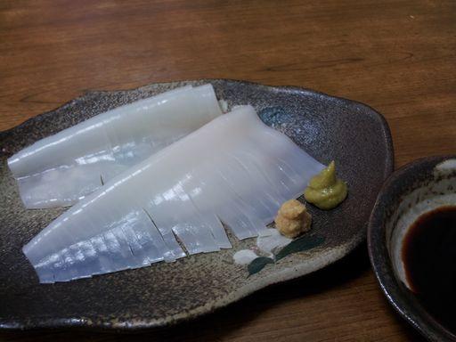 イカのお刺身20130820