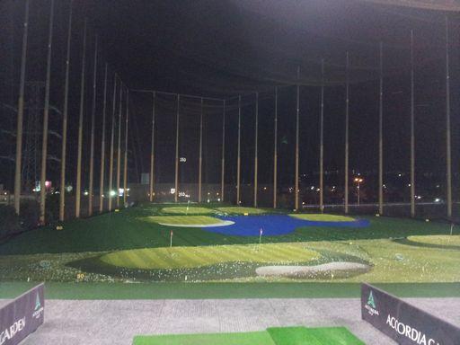 ゴルフ練習20131030