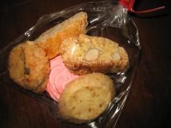 サムライケバブのクッキー150円