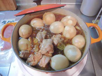 鶏甘辛煮2