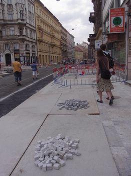プラハの道2