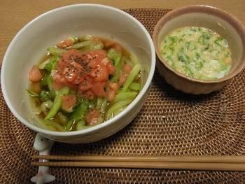 なすび冷麺4
