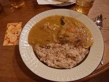 20101129-蜜柑のカレー
