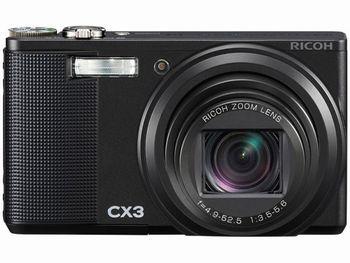 カメラ CX3