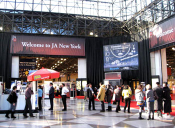 JA New York Winter Show入り口①