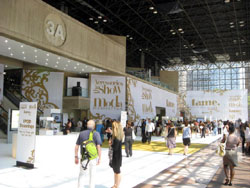 Accesories show, Moda Show、Fame Show の申し込むところ