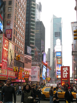 Times Square New Year's Eve Celebration1