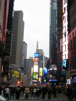 Times Square New Year's Eve Celebration2