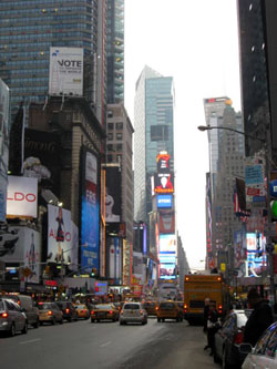 Times Square New Year's Eve Celebration3
